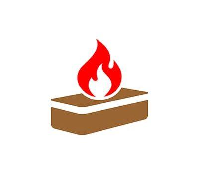 Логотип недорого Топливные Брикеты новый цв | Creoworks