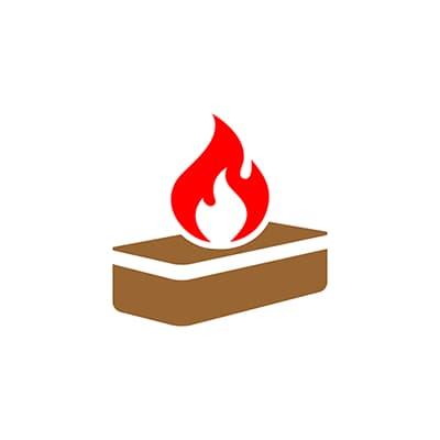 Логотип недорого Топливные Брикеты новый цв   Creoworks
