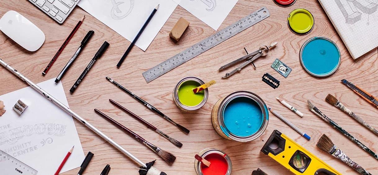 Составляющие дизайна
